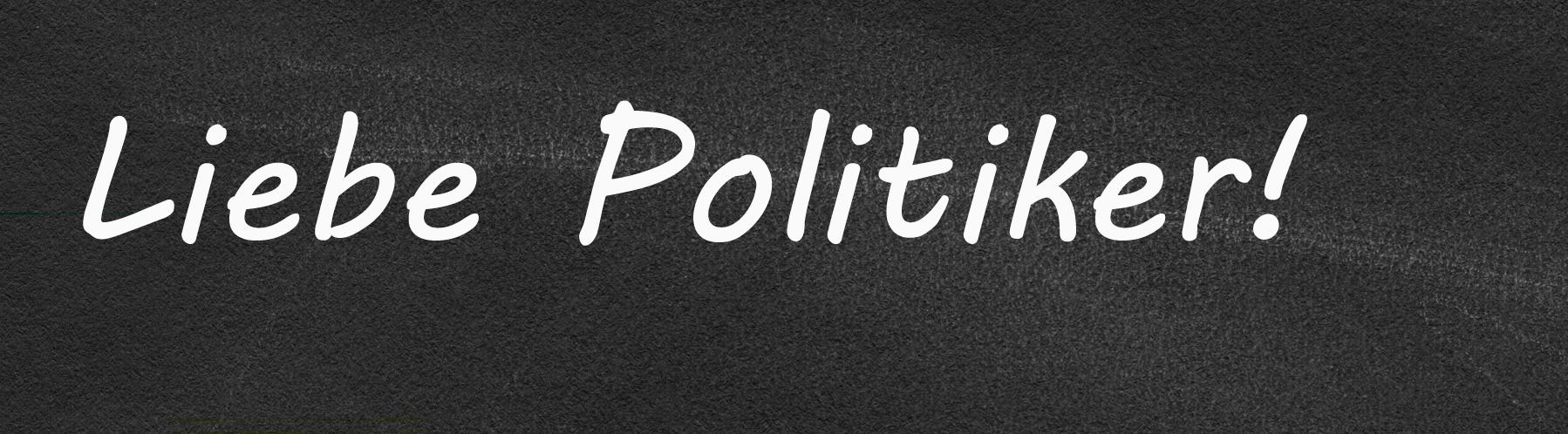 liebepolitiker